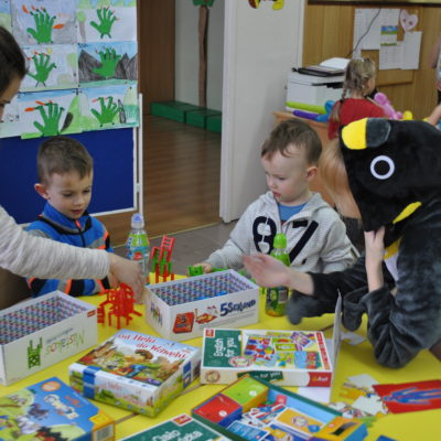 Dzień Otwarty w Szkole Podstawowej nr 5 w Andrychowie