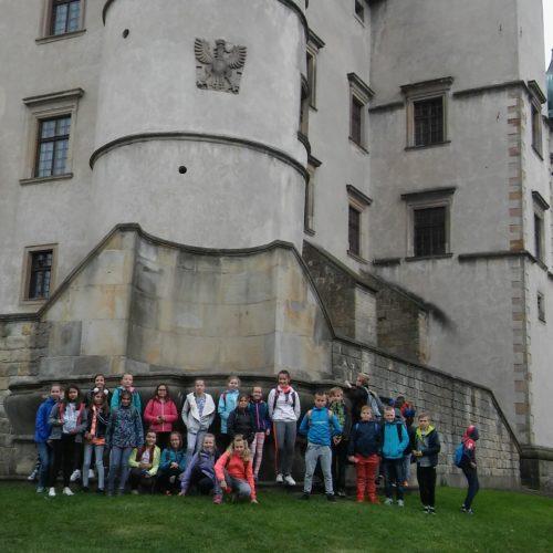 Wycieczka do Wiśnicza i Bochni