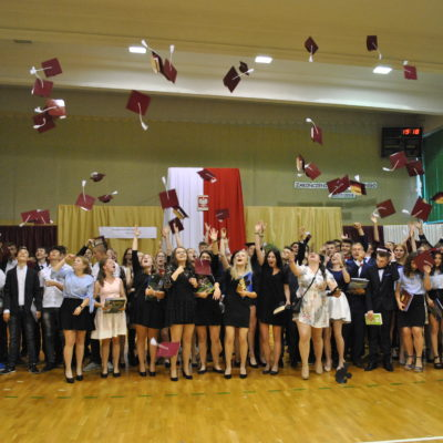 Uroczyste zakończenie roku szkolnego 2017/2018