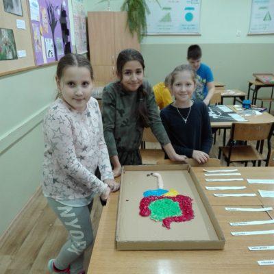 Popołudnie z przyrodą w Szkole Podstawowej nr 5 w Andrychowie