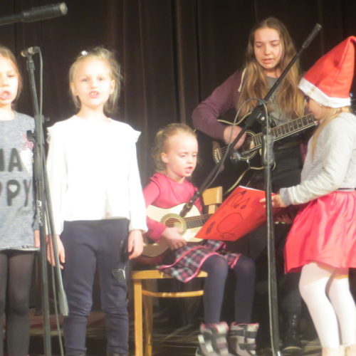 Śpiewamy kolędy i pastorałki
