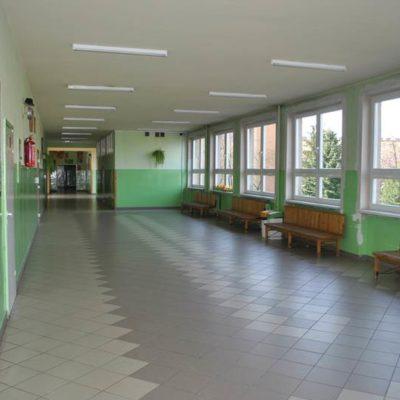 Korytarze szkolne