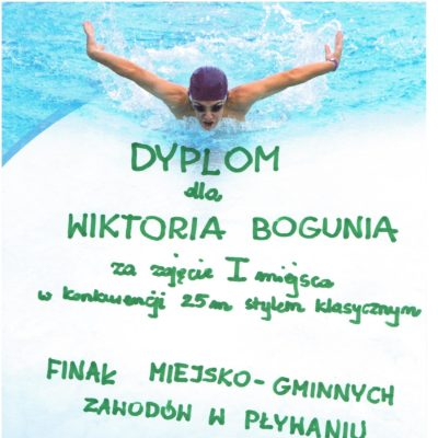 dylom pływanie 1 001