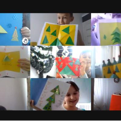 Kartki świąteczne 2b 2