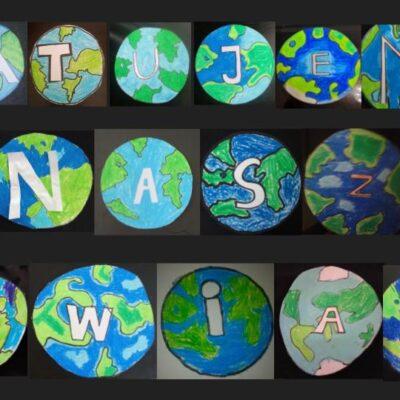 Wirtualny plakat Ratujmy Ziemię - klasa III a(1)